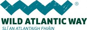 Wild Atlantic Way Coastal Drive in Ireland.